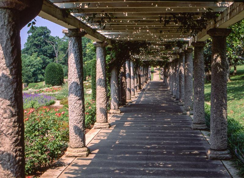 Maymont Italian Garden Trellis, Richmond, VA