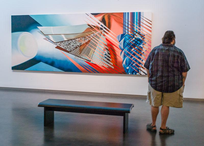 Large (a museum moment), Nelson-Atkins Museum of Art, Kansas City, MO