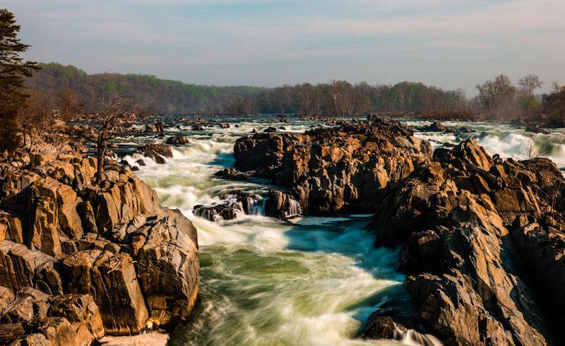 Great Falls National Park, Mclean, VA