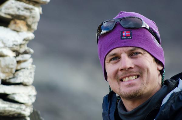 Jakub Sedivy_ Langu Khola Expedition photo: Raphael Thiebaut
