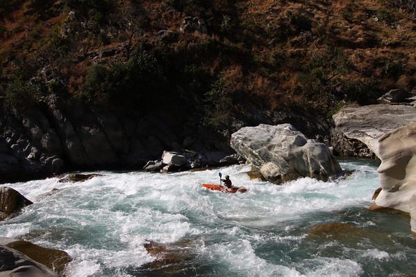 J. Sedivy Thule gorge
