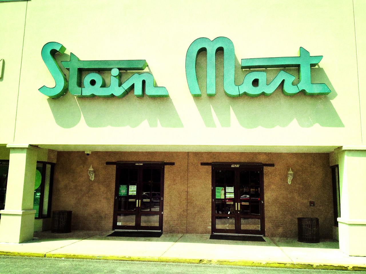 Stein Mart, Myrtle Beach 9/17/2013