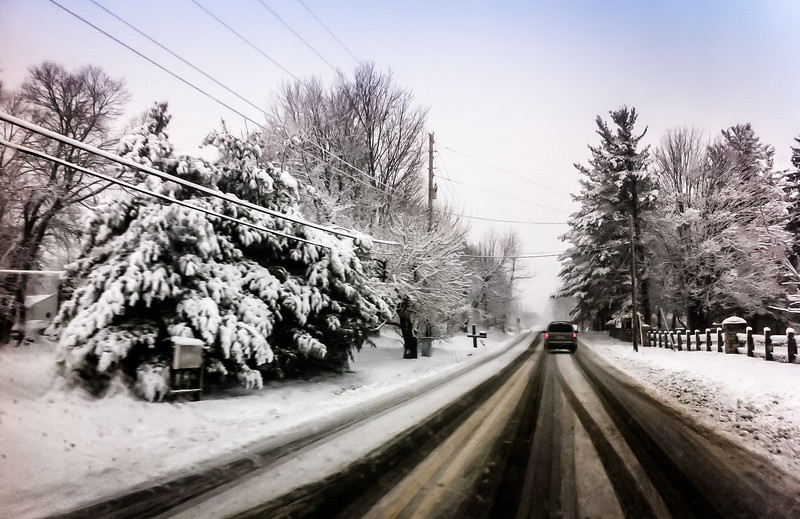 Winter Drive 3/11/2011