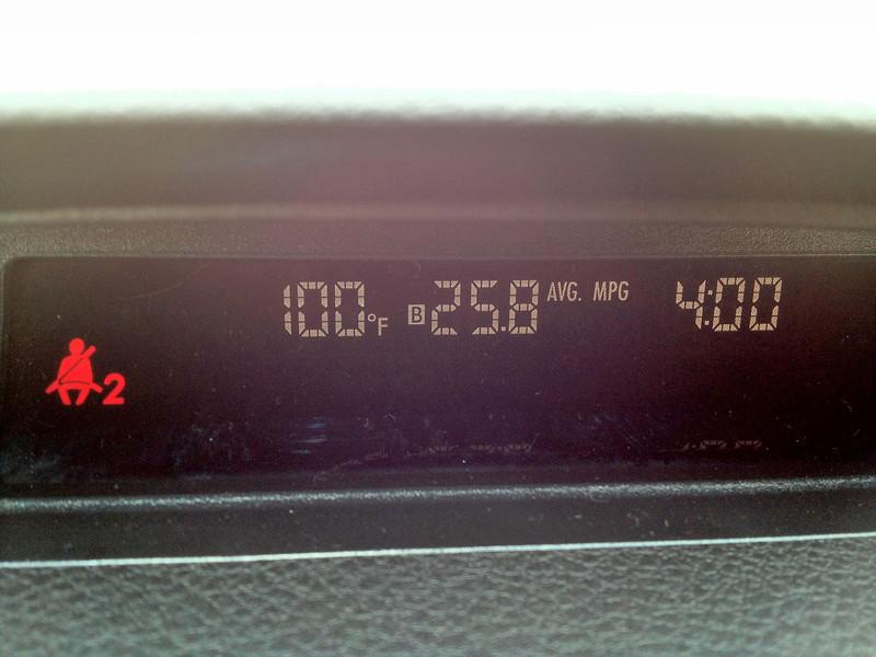 Hot  7/7/2012.