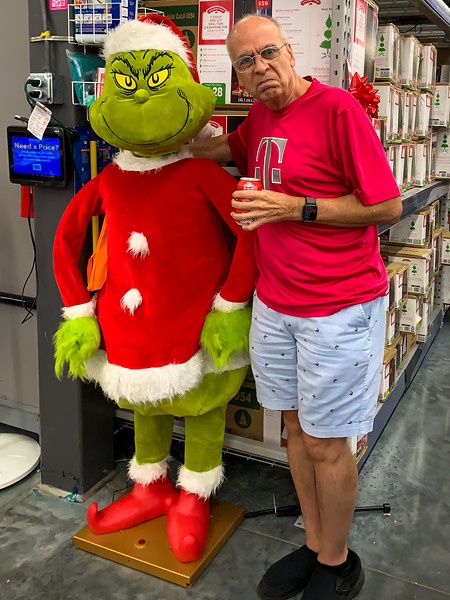 Hangin' With Mr Grinch