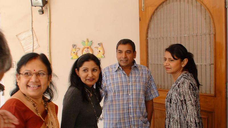 Geeta arrives in Navsari
