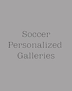 Soccer personalized Galleries