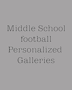 CA Personalized Galleries