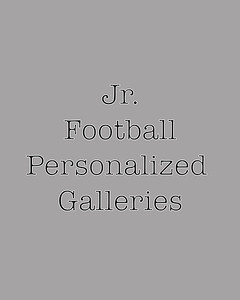 JR War football personalized galleries