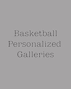 Basketball individual galleries