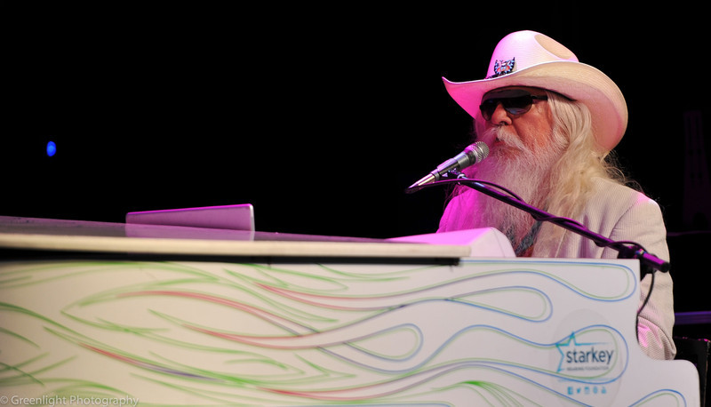 Leon Russell - eTown, Boulder Colorado