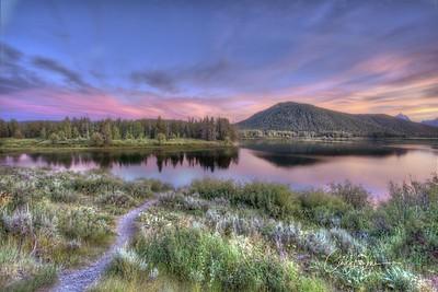 Snake River Morning