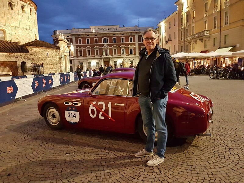 Mille Miglia 2019 - after work shop(pen)