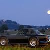 2009-2010: Triumph TR 4 A IRS, mit Mond ... dahin hätte ich ihn auch am liebsten geschossen...