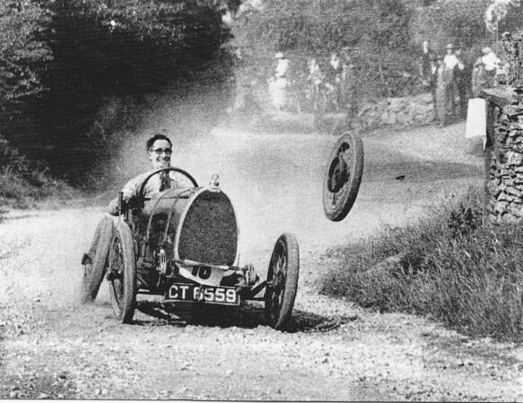1918: in meinem 1. Leben als Testfahrer... das waren noch Zeiten...