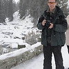 2005, Winter im Yellowstone-Nationalpark.. sch...kalt