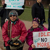 Idle No More - Gasworks Park - 2/16/13 :