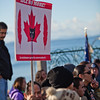 "Idle No More - Seattle - 1/12/13 : An uprising to protect the planet for future generations. Started by indigenous ""Canadian's"", Chief Theresa Spence has been on a hunger strike since early December."