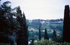 1982-04-XX - View from St  Paul de Vence, France