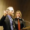 2001-11-30 - Anna May Sills Funeral 02 - Micky McPherson and Jo Alice Nastal (neighbors on Garden St)