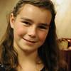 2001-11-30 - Anna May Sills Funeral 01 - Katelyn Sills (granddaughter
