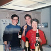2003-12-06 - After engagement party for Tom Sills and Patricia