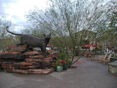 2003-02-28 - Sculpture at Marketplace at DC Ranch