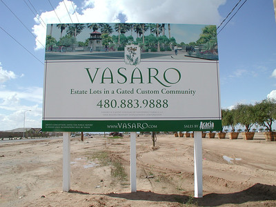 2003-03-01 - Vasaro Sign