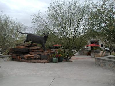 2003-02-11 - Sculpture at Marketplace at DC Ranch