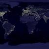 2005-12-31 - Earth lights at night (big)