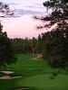 2008-08-11 - Golf course IBO lot 222 at Pine Canyon, Flagstaff, AZ, at sunset