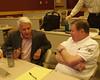 2009-09-20 - Ken Campia and Jon Minikes at UT Austin Team Rehearsal