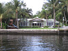 2009-12-27 - Delray Beach, Fl, USA - A more modest home on the Intracoastal Waterway