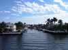 2009-12-27 - Delray Beach, FL, USA - An inlet on the Intracoastal Waterway