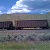 2010-07-25 - Train next to US 40 west of Granby, CO, USA