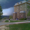 2010-05-04 - Rain storm rising at Cornell University