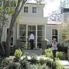 2010-06-21 - Tim Yaeger and Kim Swartz at speculative custom home in Atherton, CA, USA