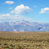 2010-06-19 - White Mountains from Us 395 south of Mammoth Lakes, CA, USA
