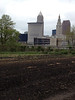 2012-04-21 - Farm in Ohio City with downtwon Cleveland in the background