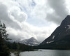 2012-06-19 - Glacier National Park - View from the room at Many Glacier Hotel