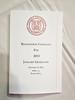 2012-12-15 - Cornell Recognition Ceremony program