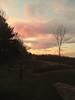 2012-11-23 - Sunrise at Kersting residence near Honeoye, NY, USA