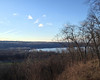 2012-12-23 - View from Sunset Park in Cayuga Heights, NY, USA