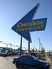 2012-01-03 - Courtesty Chevrolet sign (bigger view) on Camelback Road in Phoenix, AZ, USA