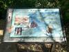 2012-06-07 - Kadema plaque on the American River Parkway near Sacramento, CA, USA