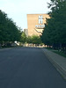 2012-06-17 - St  John's Abbey and University Church - More distant view of The Bell Tower - Collegeville, MN, USA