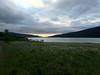2012-06-20 - Glacier National Park - Sunrise over Lake Sherbourned
