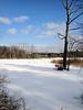 2012-01-23 - Pond at Sapsucker Woods, Cornell University, Ithaca, NY, USA
