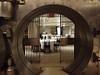 2012-04-21 - Crop Bistro in Ohio City - Dining room in former bank vault