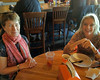 2012-01-01 - Two wonderful women at La Grande Orange in Phoenix, AZ, USA